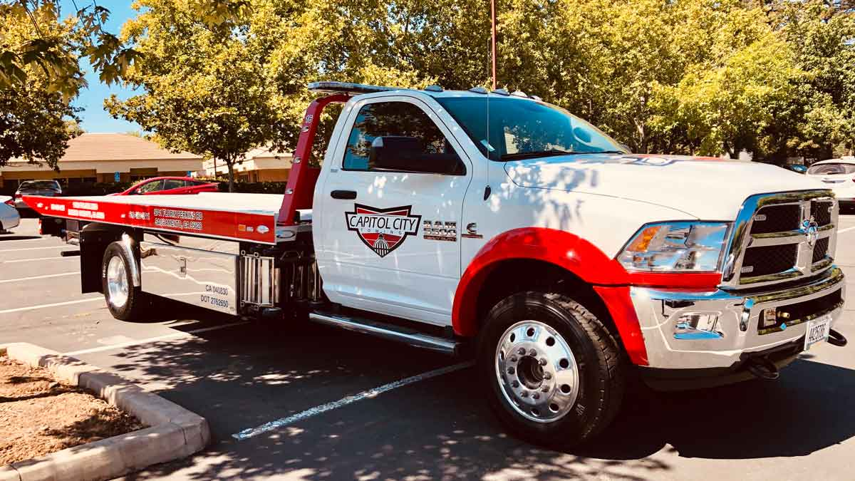 Cheap Sacramento Towing